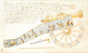 artilleri-kanon-1711-12-pund